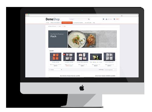 Shopware 5 Demo Shop