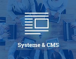 Systeme und CMS