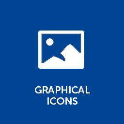 Grafische Icons