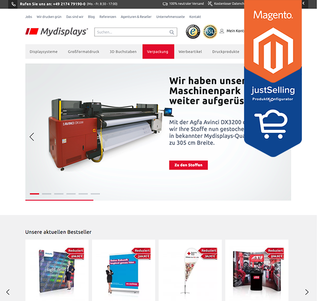 mydisplays GmbH